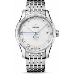 Omega De Ville Co-Axial 431.10.41.21.02.001 w/ Omega Warranty