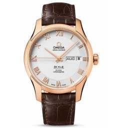 Omega De Ville Annual Calendar Chronometer 431.53.41.22.02.001