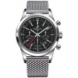 Breitling Transocean Chronograph GMT Automatic AB045112.BC67.154A