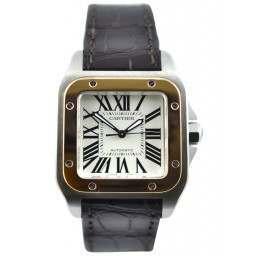 Cartier Santos 100 Medium W20107X7
