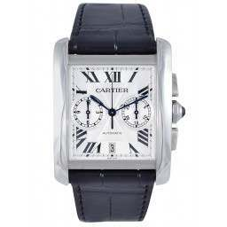 Cartier Tank MC Automatic Mens Watch - W5330007