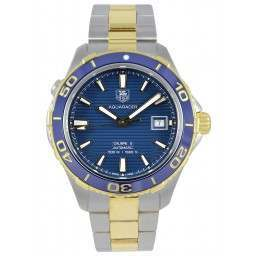 As New Tag Heuer Aquaracer Automatic 500M Calibre 5 WAK2120.BB0835
