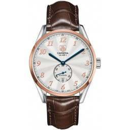 Tag Heuer Carrera Calibre 6 Heritage Automatic 39mm WAS2156.FC6181