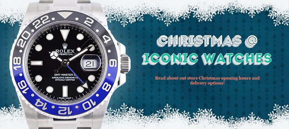 Order your watch in time for Christmas 2014