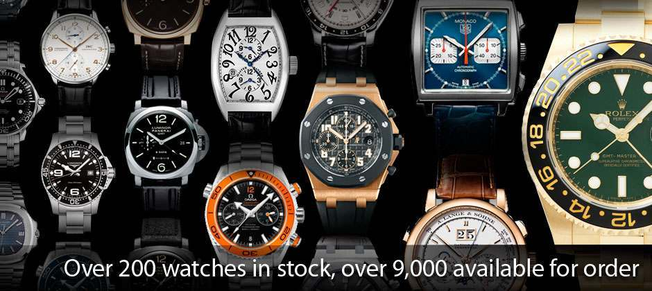 In stock Iconic Watches