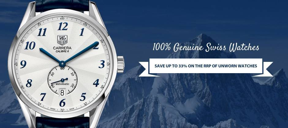 up to 33% off on unworn watches