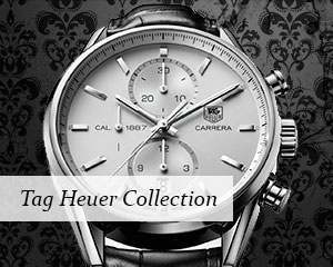 View our Tag Heuer collection