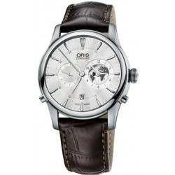 Oris Artelier Greenwich Mean Time 01 690 7690 4081-07 5 22 70FC