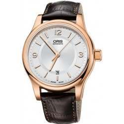 Oris Classic Date 01 733 7594 4831-07 6 20 12