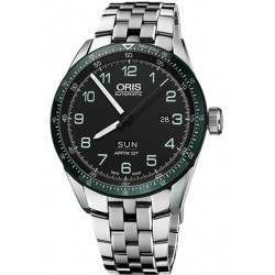 Oris Calobra Day Date Limited Edition II 01 735 7706 4494-Set MB