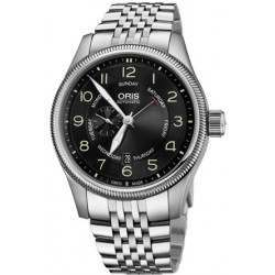 Oris Big Crown Small Second Pointer Day 01 745 7688 4064-07 8 22 30