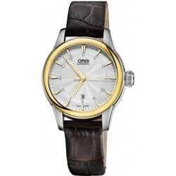 Oris Artelier Date, Diamonds 01 561 7687 4351-07 5 14 70FC