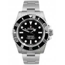 As New Rolex Submariner Steel Non Date 114060