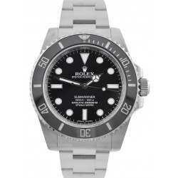 Rolex Submariner Steel Non Date 40mm 114060