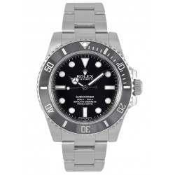 Rolex Submariner Stainless Steel Non Date Black 114060