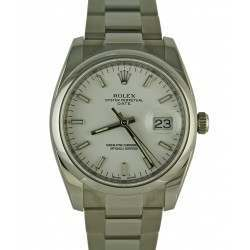 Rolex Oyster Perpetual, Gents Stainless Steel - 115200