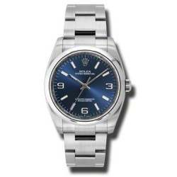 Rolex Oyster Perpetual Blue Arab Oyster 116000