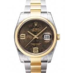 Rolex Datejust Bronze Arab Oyster 116203