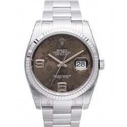 Rolex Datejust Bronze Arab Oyster 116234