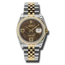 Rolex Datejust Bronze Arab Jubilee 116243