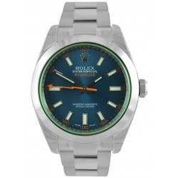 Rolex Milgauss Z-Blue Dial 116400GV