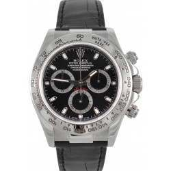 Rolex Daytona Black Dial 40mm 116519