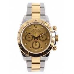 Rolex Daytona Cosmograph Champagne dial - 116523 front