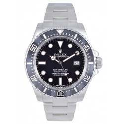 Rolex Sea-Dweller 4000 Black/index Oyster 116600
