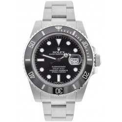 Rolex Submariner Date Black Dial 116610LN