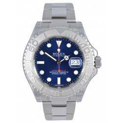 Rolex Yacht-Master 40mm Blue/index Oyster 116622