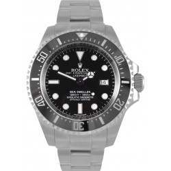 As New Rolex Sea-Dweller Deepsea Black Dial Oyster 116660