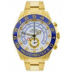 Rolex Yacht-Master II 44mm Gold Hands Oyster 116688 - 2018
