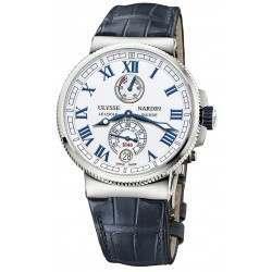 Ulysse Nardin Marine Chronometer Manufacture 43mm 1183-126/40