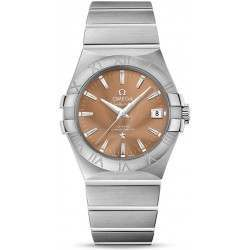 Omega Constellation Chronometer 35mm 123.10.35.20.10.001