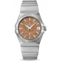 Omega Constellation Chronometer 38mm 123.10.38.21.10.001