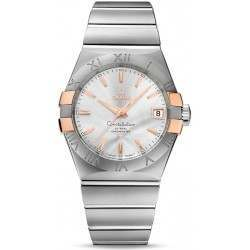 Omega Constellation Chronometer 38mm 123.20.38.21.02.004