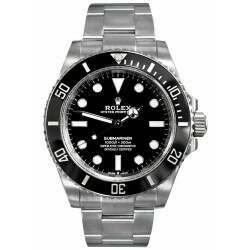 Rolex Submariner Oystersteel Non Date 124060 - As New