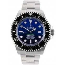 Rolex Sea-Dweller Deepsea D-Blue Dial James Cameron 126660