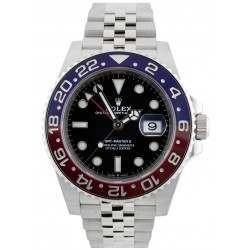 Rolex GMT-Master II Pepsi 126710BLRO