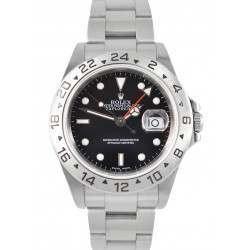 Rolex Explorer II Black Dial Automatic 16570