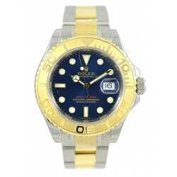 Rolex Yacht-Master 40mm Blue Dial 16623