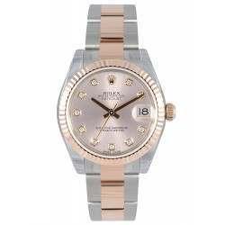 Rolex Lady Datejust 31mm Pink/diamond Oyster 178271