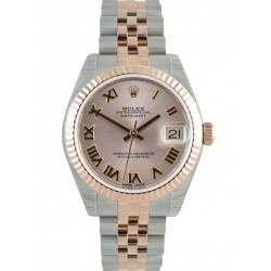 Rolex Lady Datejust 31mm Pink Roman Jubilee 178271