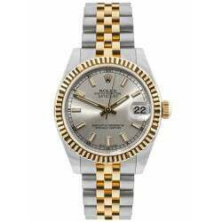 Rolex Lady Datejust 31mm Silver Dial Jubilee 178273