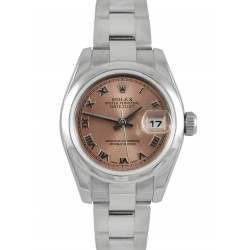 Rolex Lady-Datejust Pink Roman Oyster 26mm 179160