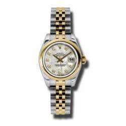 Rolex Lady-Datejust Meteorite/Diamond Jubilee 179163