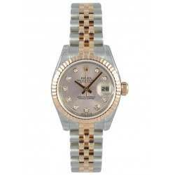 Rolex Lady-Datejust Pink/Diamond Jubilee 179171