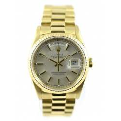Rolex DayDate 18ct Yellow Gold 18238