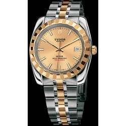 Tudor Classic Date Champagne Dial 38mm 21013