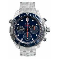 Omega Seamaster 300 M Chronograph Diver Chronometer 212.30.44.50.03.001